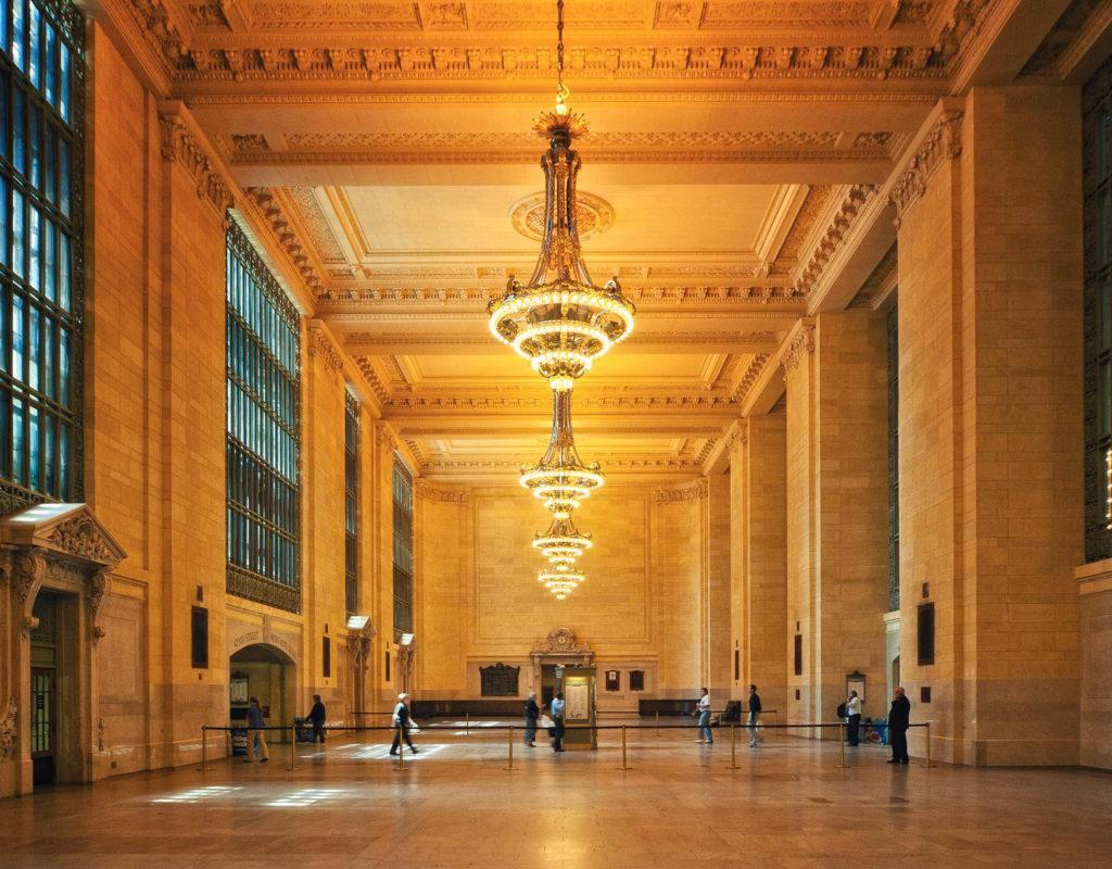 Vanderbilt Hall in Grand Central Terminal