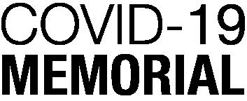 Covid-19 Memorial Logo